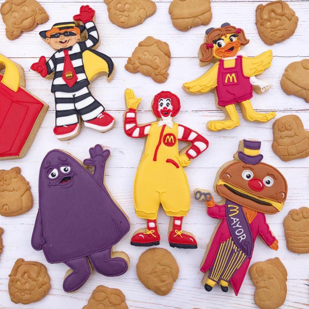 Mcdonalds-Biscuits