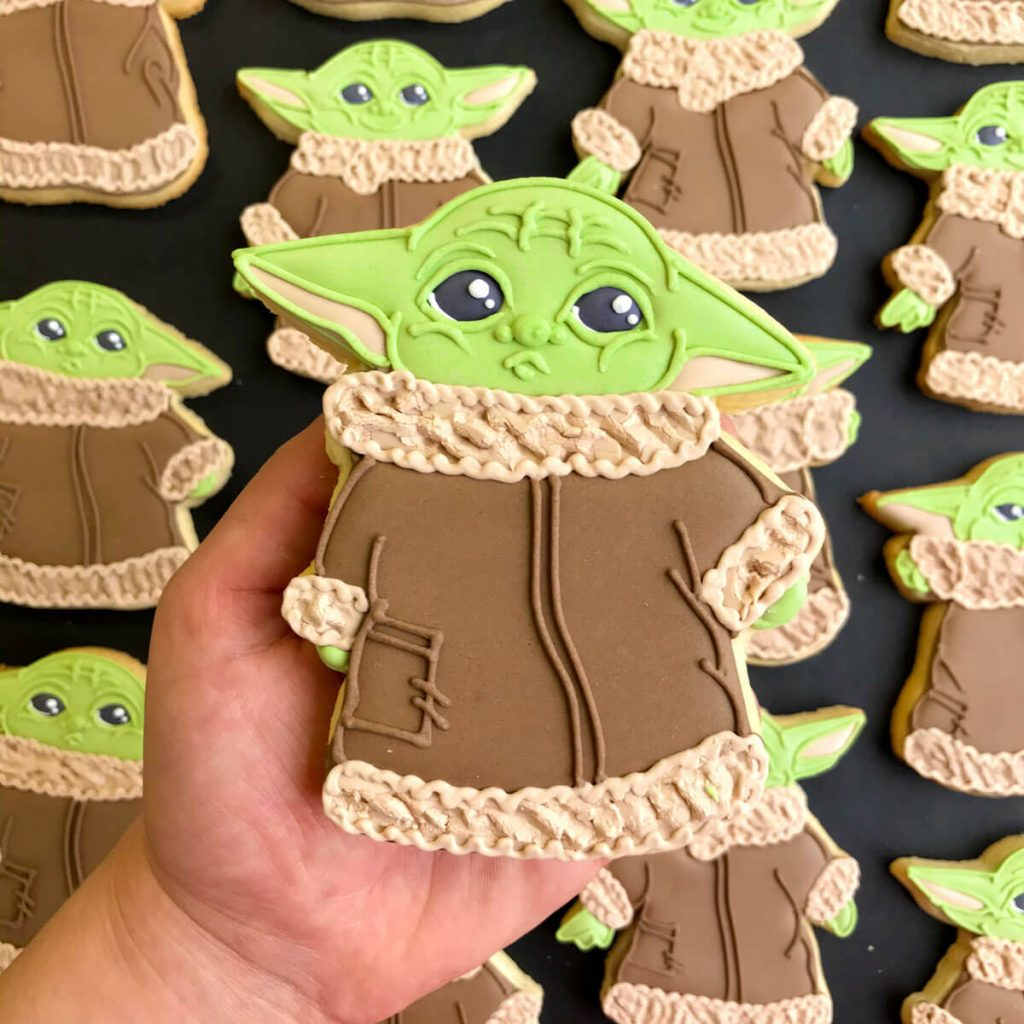 yoda biscuits