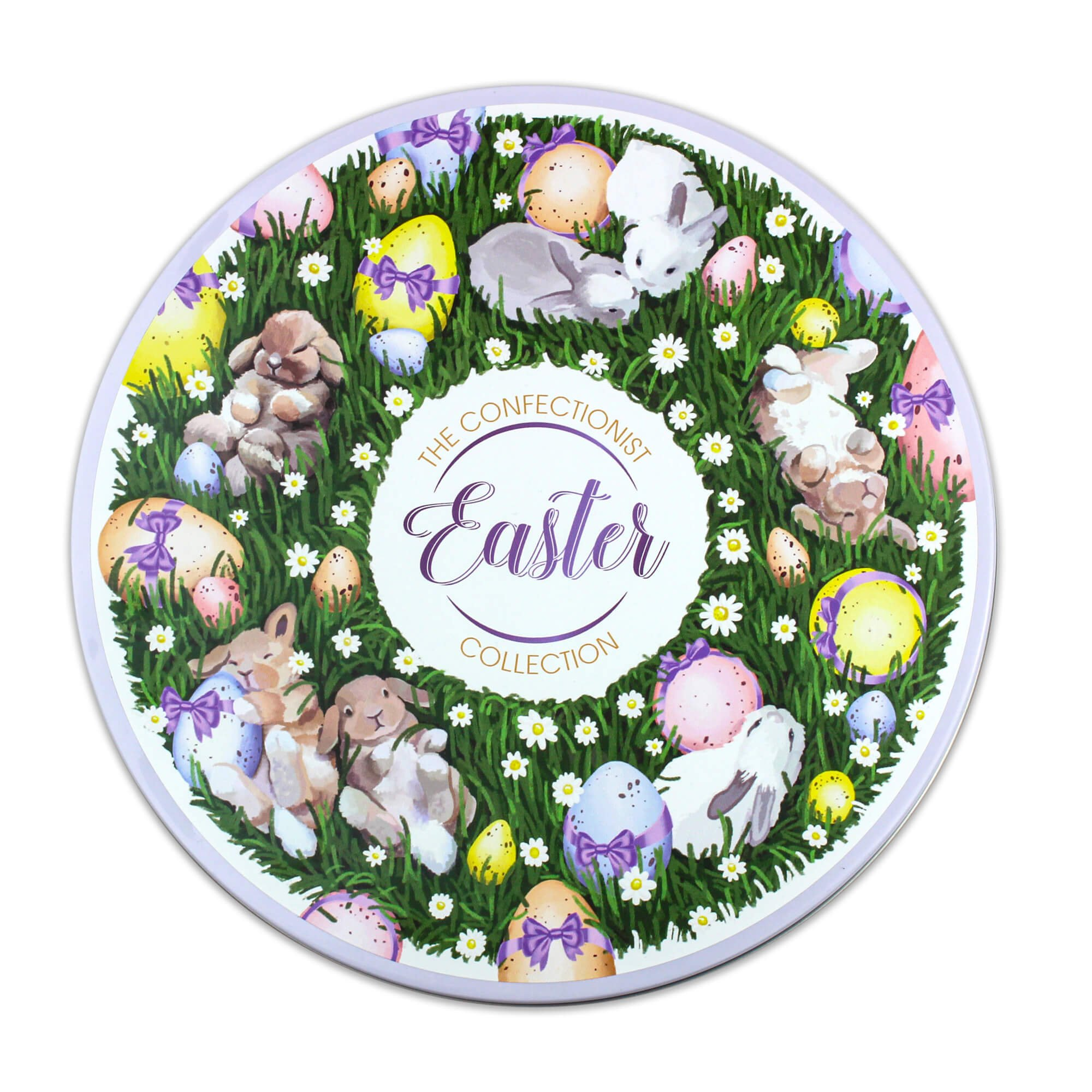 Easter Collection Tin Lid